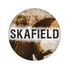 Skafield Angel Button