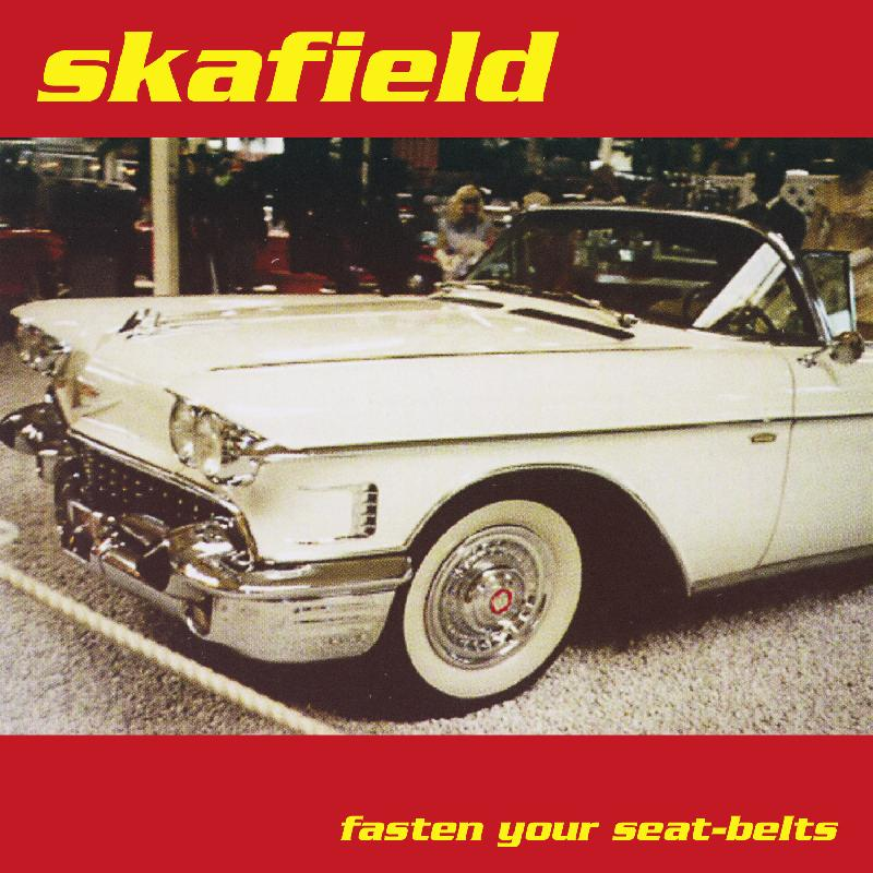 Skafield Fasten your seat-belts CD