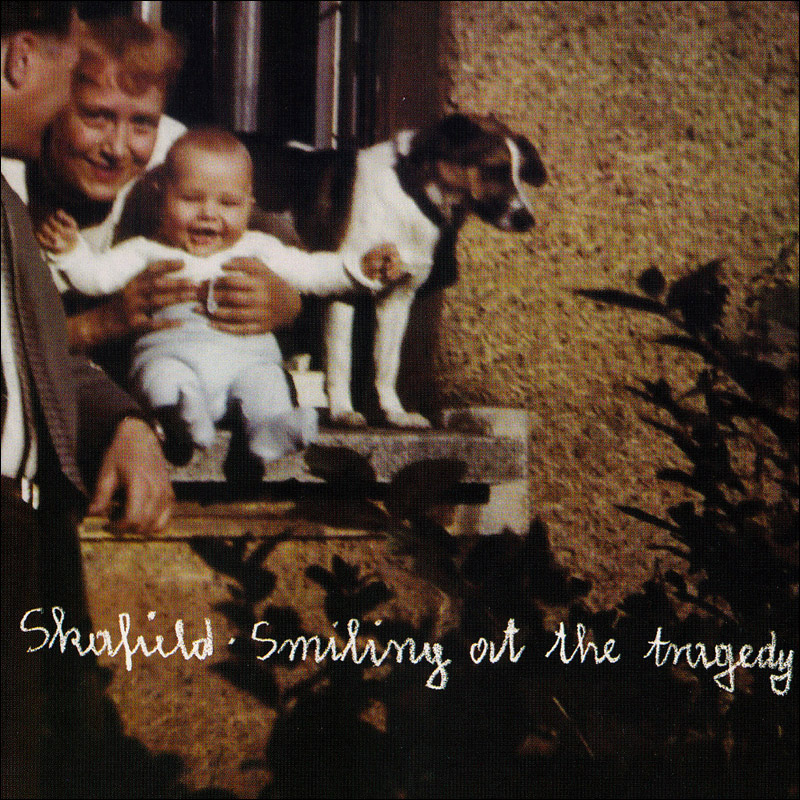 Skafield Smiling at the tragedy CD